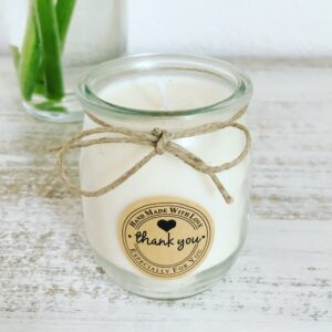 GARDENIA Natural Scented Candle – 116g