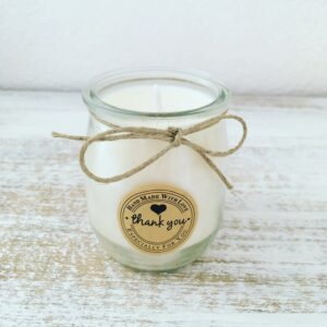 COCONUT Natural Scented Candle – 116g