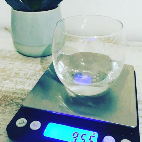 Calculer le poids cire/parfum pour bougies