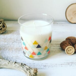 NORDIC – Natural Scented Candle – 280g