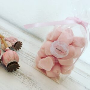 PEONY – Bag of 24 Scented Heart-Shaped Wax Melts