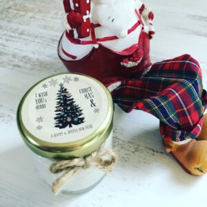 Bougie-parfumée-i-wish-you-a-merry-christmas-kraft1